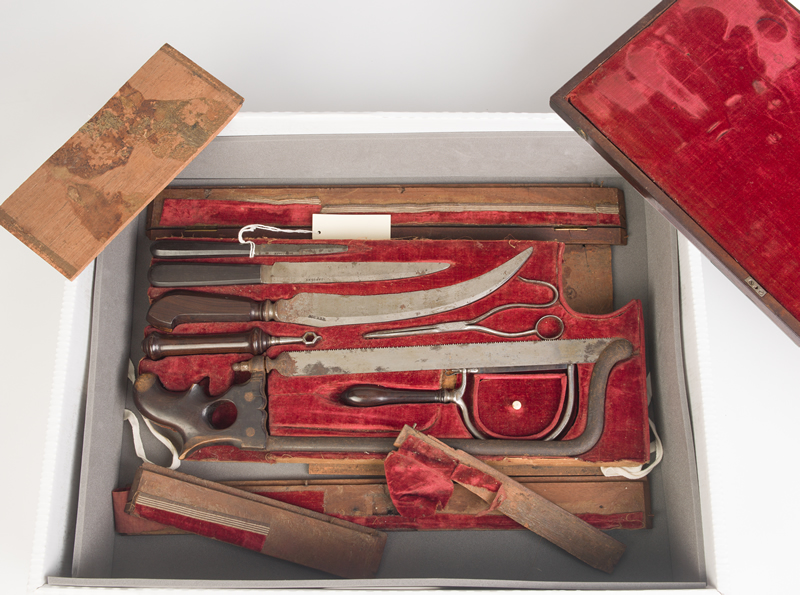 18th Century amputation set