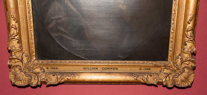 William Cowper painting