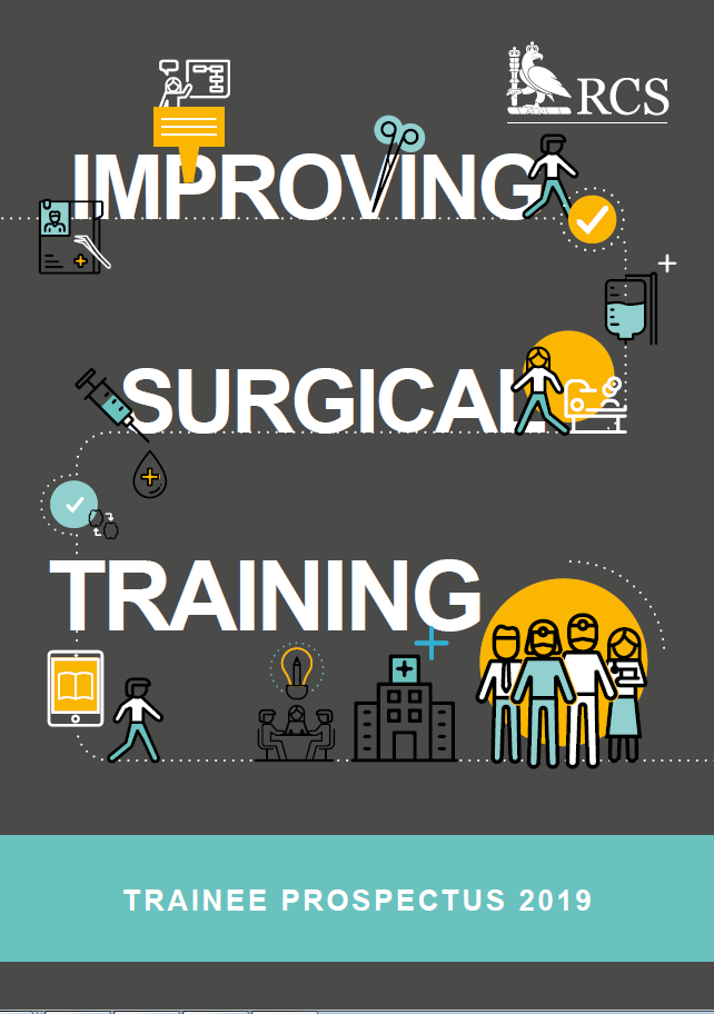 Improving Surgical Training Prospectus