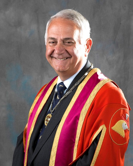President Nigel Hunt