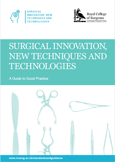 Surgical Innovation, New Techniques and Technologies — Royal