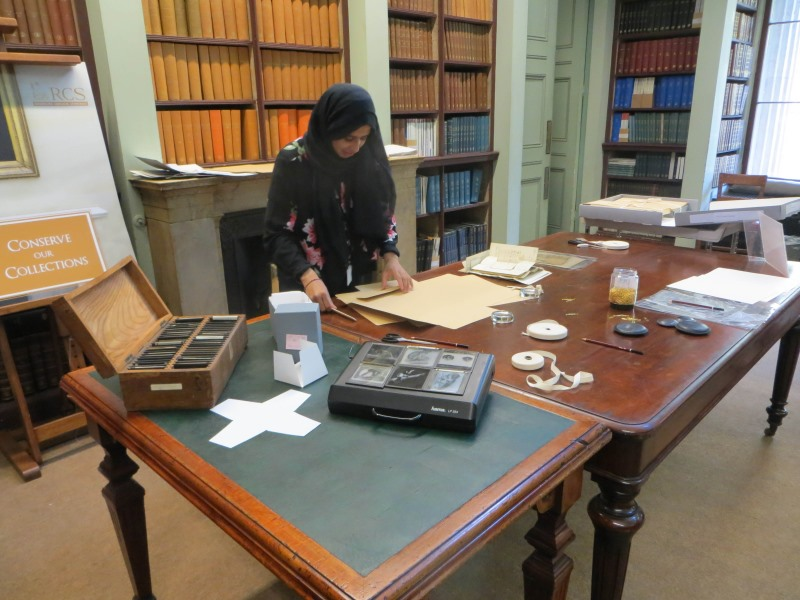 Collections on the Move: Archives