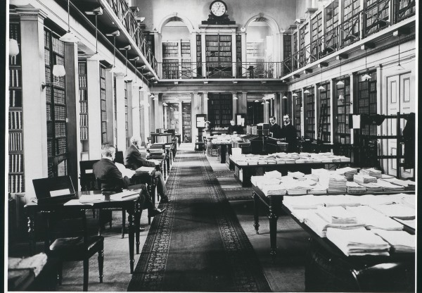 19th century Library