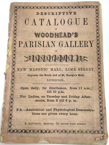 Parisian Gallery 1: Cover