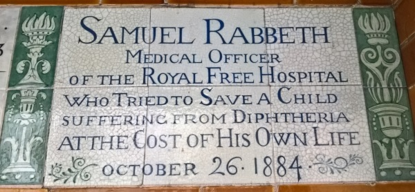 Postman's Park 2 Rabbeth