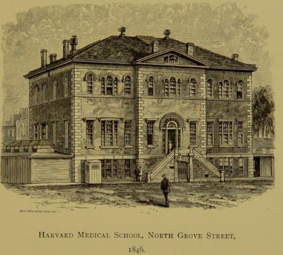 Murder in the Medical School 1: Harvard Medical School in 1846