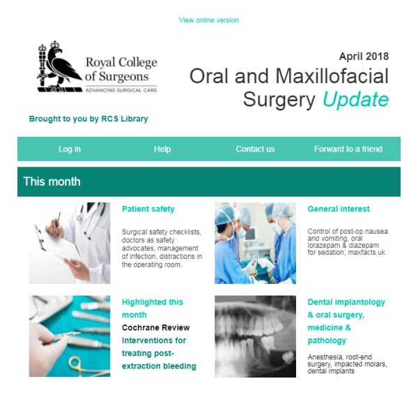 Full coverage 3: Oral & Maxillofacial Update