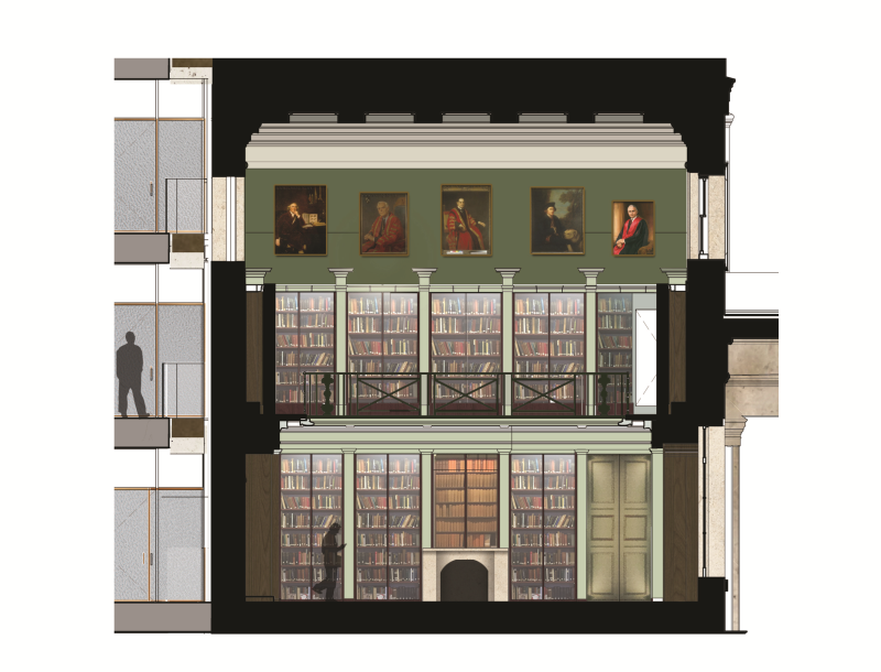 Project Transform: the Library