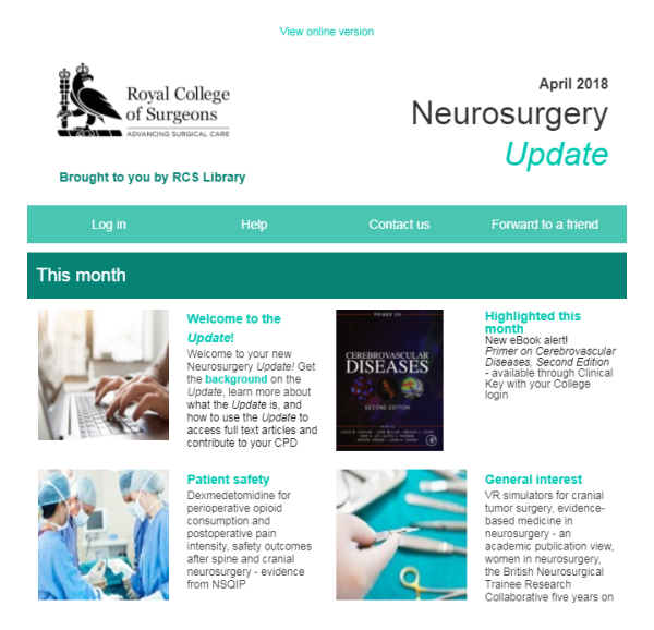Full coverage 4: Neurosurgery Update