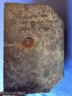 Kipling's gift — Royal College of Surgeons