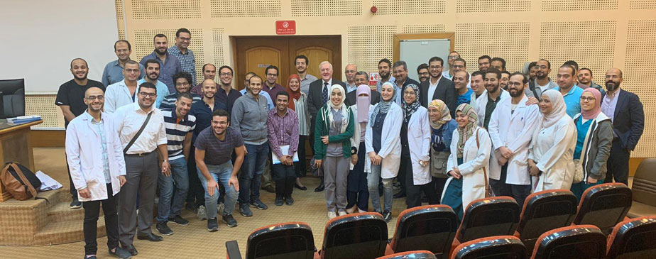 Surgical trainees Ain Shams University Hospital, Egypt